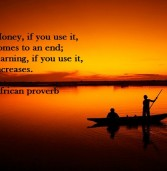 African proverb of the day 30/10/2015