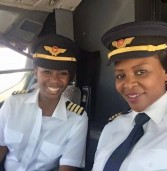 African women in aviation: #PaintingTheSkyPink