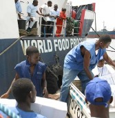 WFP dispatches food to displaced families in eastern Libya