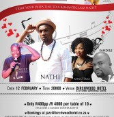 Jo'burg event: Celebrate Valentine's Day with an evening of jazz