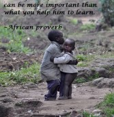 African proverb of the day 15/01/2016