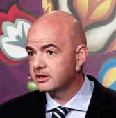 FIFA president Gianni Infantino visits South Sudan