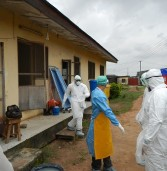 Guinea: More than 800 people in quarantine over Ebola