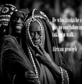 African proverb of the day 26/03/2016