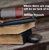 African proverb of the day 24/04/2016