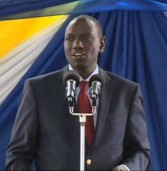 Charges against Kenya's Deputy President William Ruto dropped