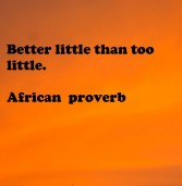African proverb of the day 03/04/2016