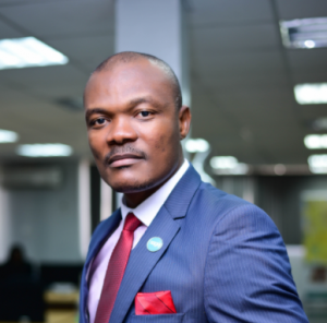 Magnus Nmonwu , Regional Director for Sage in West Africa