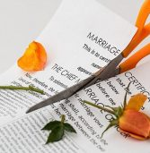 Broken marriages on the rise