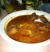 African recipe: Pepper soup