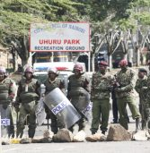 Kenya legislators to investigate police cruelty, bans demonstrations