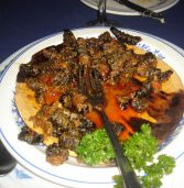 African recipe: Mopane worms (Madora)