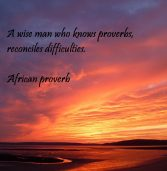 African proverb of the day 14/06/2016