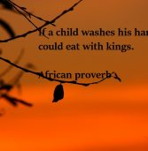 African proverb of the day 11/06/2016