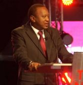 Africa needs partnerships not donations – Kenyatta