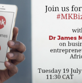 Makamba Online chats business in Africa with James Makamba