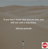 African Proverb of the Day 13/09/2016