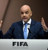 Infantino in Egypt for CAF's general assembly