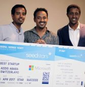 Hulubet named best Ethiopian startup at Seedstars Addis