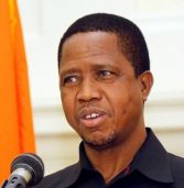Zambia: Edgar Lungu sworn in as president