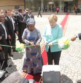 African Union officially opens new peace and security building