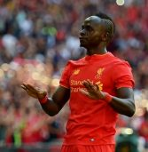 Sadio Mane – 2016 BBC African Footballer of the Year