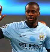 Yaya Toure – 2016 BBC African Footballer of the Year