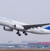 South African Airways unveils new aircraft
