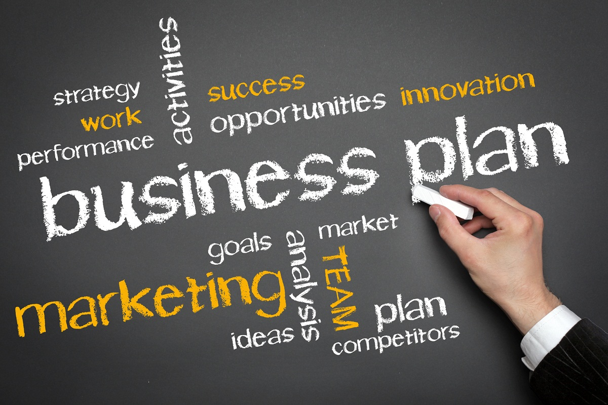 The primary purpose of a business plan for How to make a blueprint online