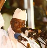 Gambian president Yahya Jammeh refuses to quit