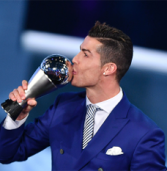 Cristiano Ronaldo, Claudio Ranieri scoop top FIFA awards
