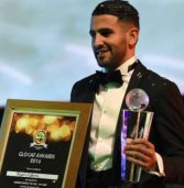 Riyad Mahrez is 2016 African Player of the Year