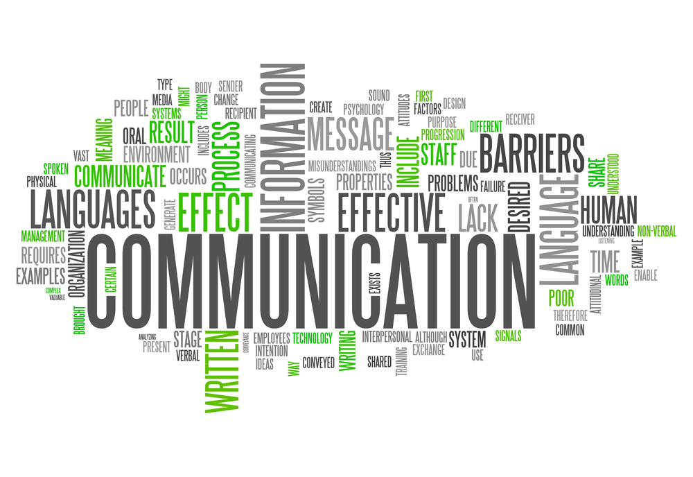 how to develop professional communication
