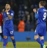 Premier League round-up: Liverpool lose again, relegation a genuine prospect for Leicester City, and Romelu Lukaku hits four against Bournemouth
