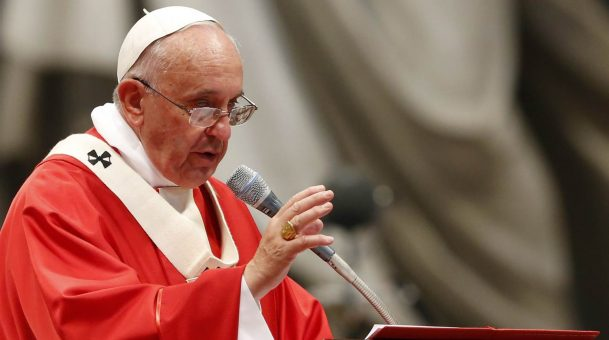 Pope Francis: Married men may be considered for priesthood