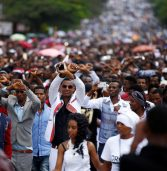 Ethiopia rejects external investigation over protest deaths
