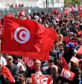 Thousands of Tunisians walk against corruption