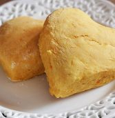 African recipe: Malawian Mbatata biscuits (Sweet potato biscuits)