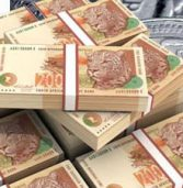 Rand marks a new 4-week high