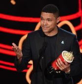 Trevor Noah wins MTV best host award