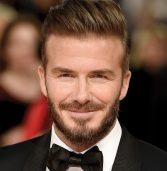 David Beckham stars in 'King Arthur: Legend of the Sword'