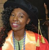 Africa's youngest female PhD graduate is 23
