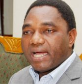 Opposition MPs suspended for snubbing Zambian president's speech