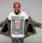 SA musician Kwesta shares the stage with T.I