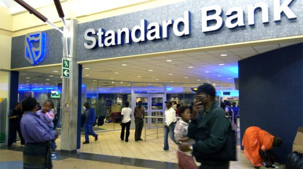 Standard Bank links African and Chinese clients