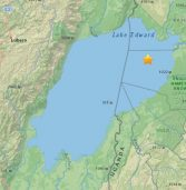Earthquake strikes southwestern Uganda: USGS