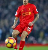 Liverpool reject Barcelona's £90m bid for Coutinho