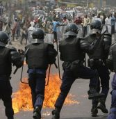 Protesters clash with police over electoral calendar – DRC