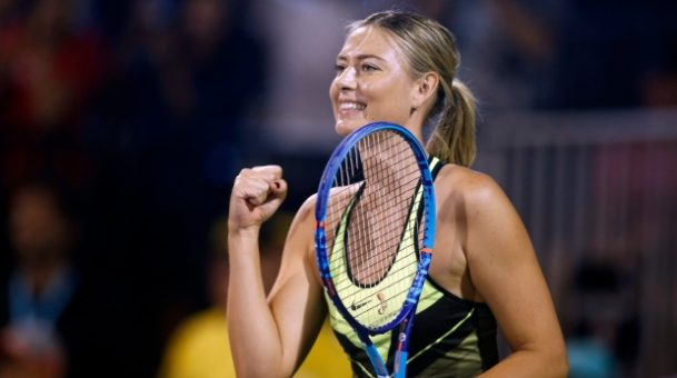 Sharapova to prove point on Slam return