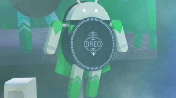 Google rolls out Android 8.0 Oreo